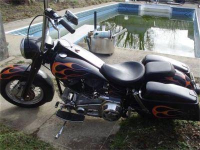 1972 Harley-Davidson FLH