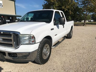 2005 Ford F-350 Ext Cab Srw Powerstroke Diesel, Extra clean TEXAS truck