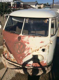 64 camper bus