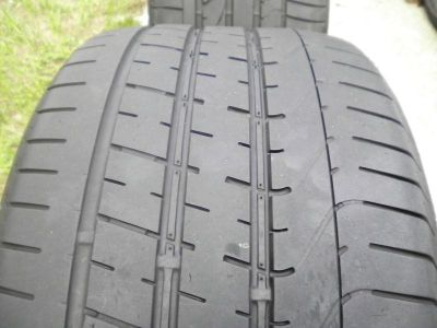 Buy 2 - PIRELLI pzero tires 275 30 zr 20 60% caII t0 buy @ $120 motorcycle in Hudson, Florida, US, for US $129.60