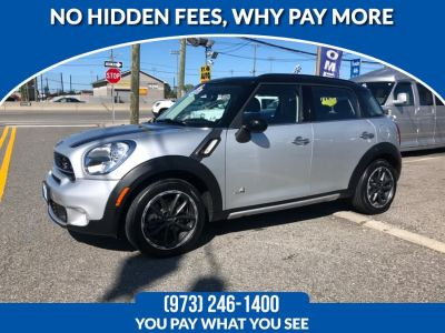 2015 MINI Cooper Countryman ALL4 4dr S (Crystal Silver Metallic)