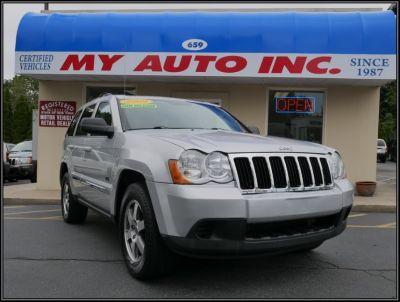 2009 Jeep Grand Cherokee Laredo (Bright Silver Metallic)