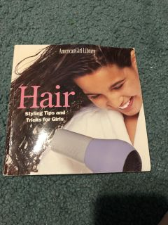 American girl hair styling book