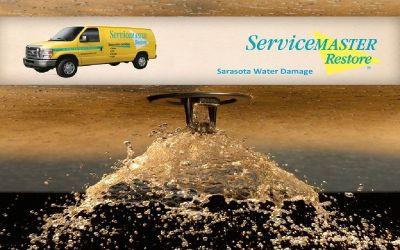 Sarasota Water Damage