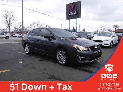 Used 2015 Subaru Impreza for sale