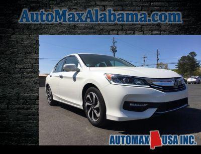 2016 Honda Accord EX-L (White)
