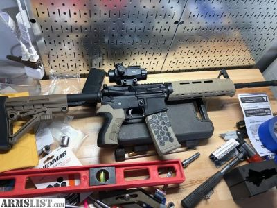 For Sale: AR-15 in FDE