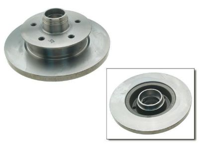 Sell 25130 2 Front brake discs / rotors VW Vanagon Brembo Non Chinese made motorcycle in Union City, California, US, for US $70.00