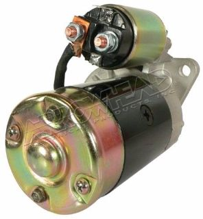 Buy FITS MITSUBISHI CASE CUB CADET TRACTOR M002T50381 STARTER MITSUBISHI OEM motorcycle in Paramount, California, United States, for US $192.50