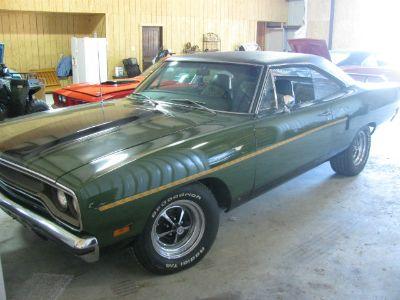 1970 Toyota Tundra Grade (green)