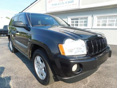 2005 Jeep Grand Cherokee Laredo (Black)