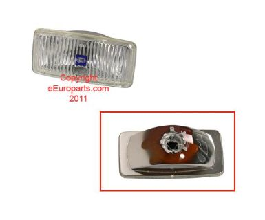 Buy NEW Proparts Foglight lens SAAB OE 9529884 motorcycle in Windsor, Connecticut, US, for US $100.72