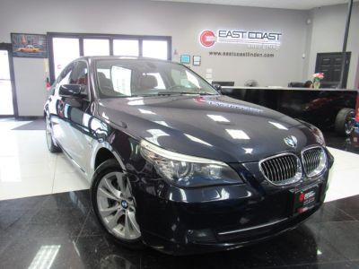 2010 BMW 5-Series 535xi (Deep Sea Blue Metallic)