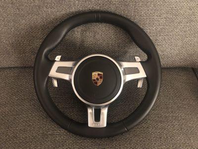 PDK Sport Design Steering wheel w/Air Bag 997/991/987/981