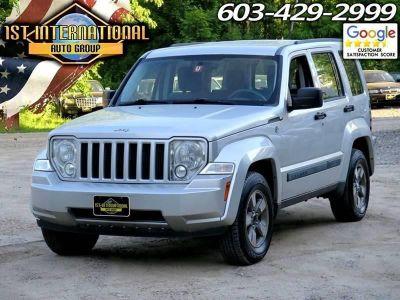 2008 Jeep Liberty Sport (Gray)