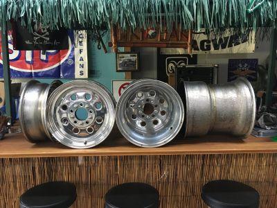 Cragar Weld Wheels