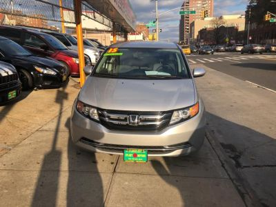 2015 Honda Odyssey 5dr EX (Silver)