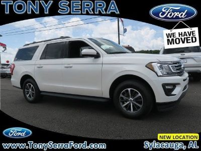 2018 Ford Expedition Max XLT (White)