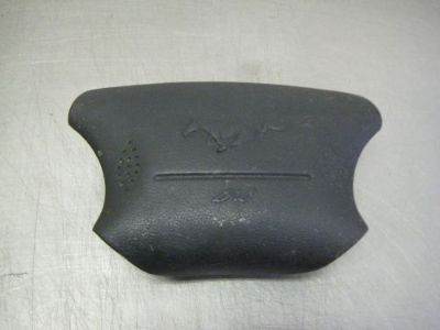 Purchase 1995 Ford Mustang Black Steering Wheel Air Bag Assembly (Painted) motorcycle in Franklin, Indiana, United States, for US $49.99