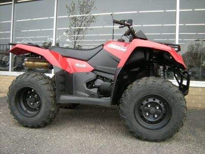 2016 Suzuki KingQuad 400FSi Utility ATVs Loveland, CO