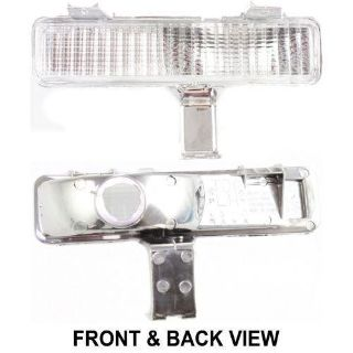 Sell CAPRICE 80-90 SIGNAL LAMP LH, Lens & Housing, On Bumper motorcycle in Grand Prairie, Texas, US, for US $15.99