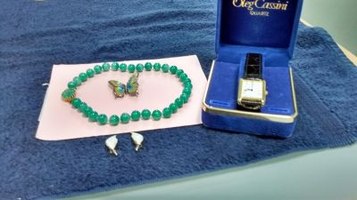 Vintage and costume jewelry