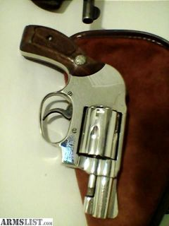 For Trade: Nickle Model 38 airweight