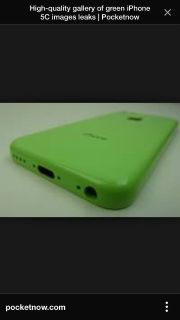 $300, Unlocked iPhone 5c 16 gig