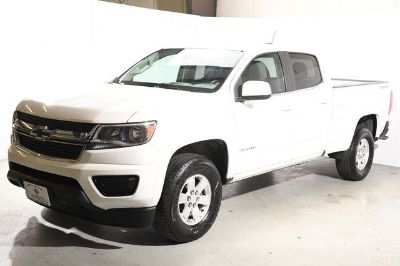 2016 Chevrolet Colorado 4WD w/ Long Bed (Summit White)