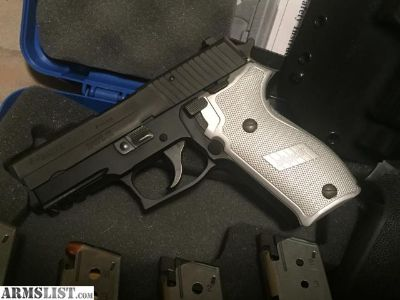 For Sale/Trade: Sig P220 plus extras
