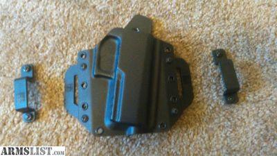 For Sale/Trade: Bravo Concealment BCA OWB holster for P320