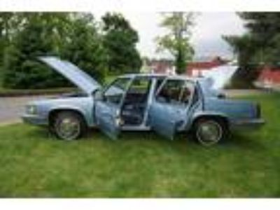 Used 1987 Cadillac SEDAN DEVILLE 13,769 PAMPERED MILES NEVER SEEN RAIN THE BEST
