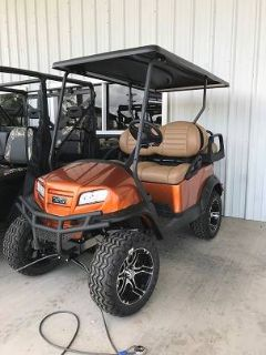 2018 Club Car Onward Lifted 4 Passenger Gasoline Golf Golf Carts Brazoria, TX