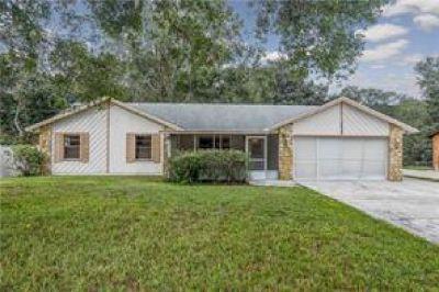 Home has 2 A/C units, two car garage, storage bldg.