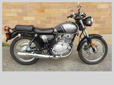 2017 Suzuki TU250X Standard/Naked Motorcycles San Antonio, TX