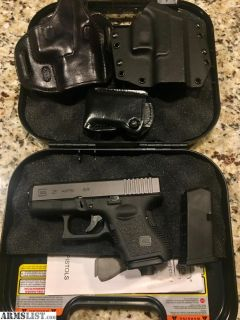 For Sale/Trade: Glock 26