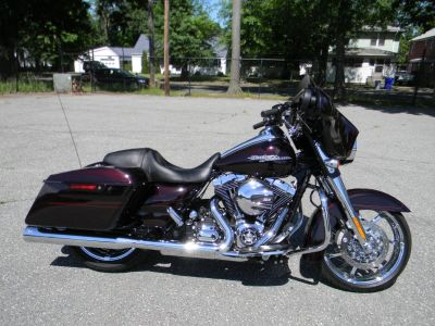 2014 Harley-Davidson Street Glide Special Touring Motorcycles Springfield, MA