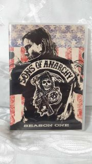 Sons of Anarchy the complete season 1 DVD set $7