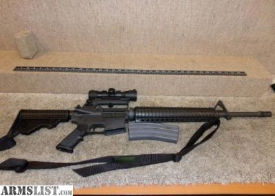 For Sale: Colt AR-15 A2