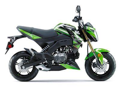 2017 Kawasaki Z125 Pro KRT Edition Sport Motorcycles Pahrump, NV