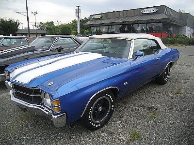 1971 Chevrolet Sorry Just Sold!!! Chevelle SS 350 Engine