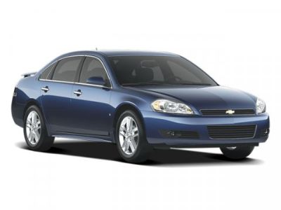 2009 Chevrolet Impala LT (Imperial Blue Metallic)