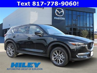 2019 Mazda CX-5 Signature (Jet Black)
