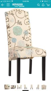 Dining room or desk chair - New 2 available priced per each