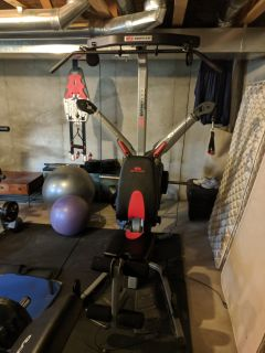 Bowflex Revolution xp with Lat Tower