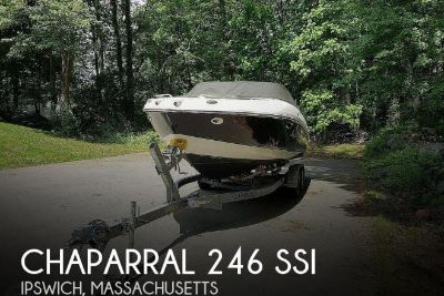 2007 Chaparral 246 SSI