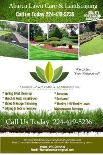 Abarca Lawn Care & Landscaping