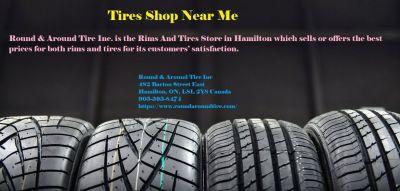 Tires Shop Near Me