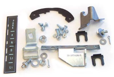 Buy 1966-67 Chevelle/El Camino Shifter Conversion Bracket Kit- Powerglide to TH- New motorcycle in Douglasville, Georgia, US, for US $99.00