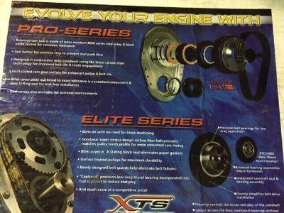 Xceldyne XTS90091 Belt Drive